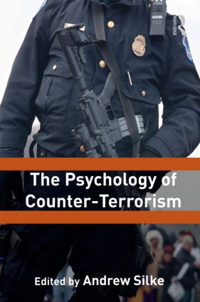 The Psychology of Counter-Terrorism (Paperback) book cover