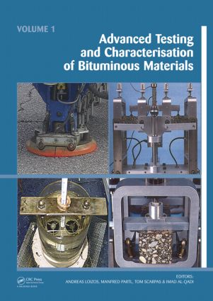 Advanced Testing and Characterization of Bituminous Materials, Two Volume Set (Pack) book cover