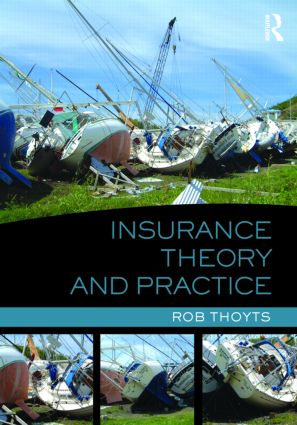 Insurance Theory and Practice (Paperback) book cover