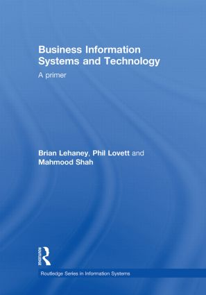 Business Information Systems and Technology: A Primer book cover
