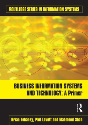 Business Information Systems and Technology: A Primer (Paperback) book cover