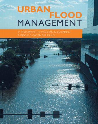 Urban Flood Management (Paperback) book cover