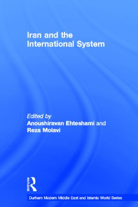 Iran and the International System (Hardback) book cover