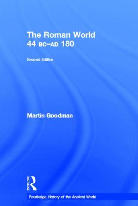 The Roman World 44 BC–AD 180 book cover