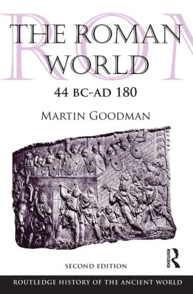 The Roman World 44 BC-AD 180: 2nd Edition (Paperback) book cover