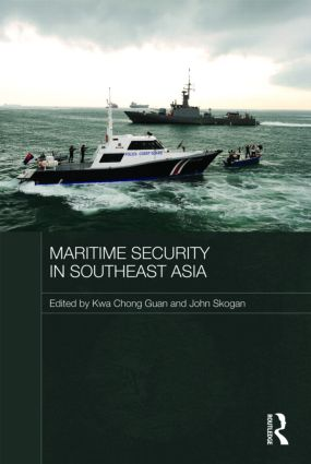 Maritime Security in Southeast Asia (Paperback) book cover