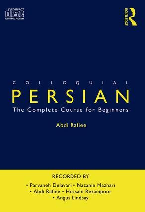 Colloquial Persian book cover