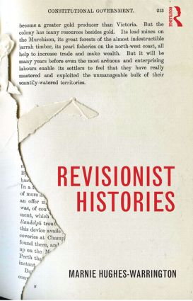 Revisionist Histories (Paperback) book cover