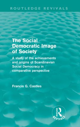 The Social Democratic Image of Society (Routledge Revivals)