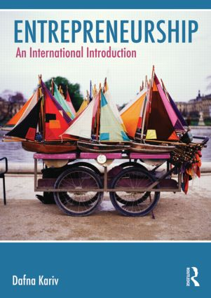Entrepreneurship: An International Introduction, 1st Edition (Paperback) book cover