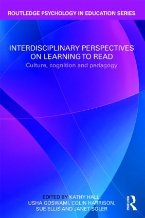 Interdisciplinary Perspectives on Learning to Read: Culture, Cognition and Pedagogy book cover