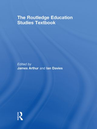 The Routledge Education Studies Textbook (Hardback) book cover