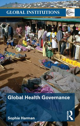 Global Health Governance book cover