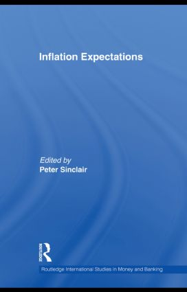 Inflation Expectations (Hardback) book cover