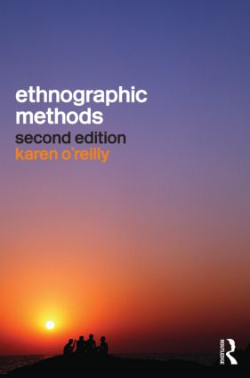 Ethnographic Methods: 2nd Edition (Paperback) book cover