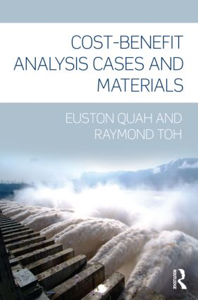 Cost-Benefit Analysis: Cases and Materials (Paperback) book cover