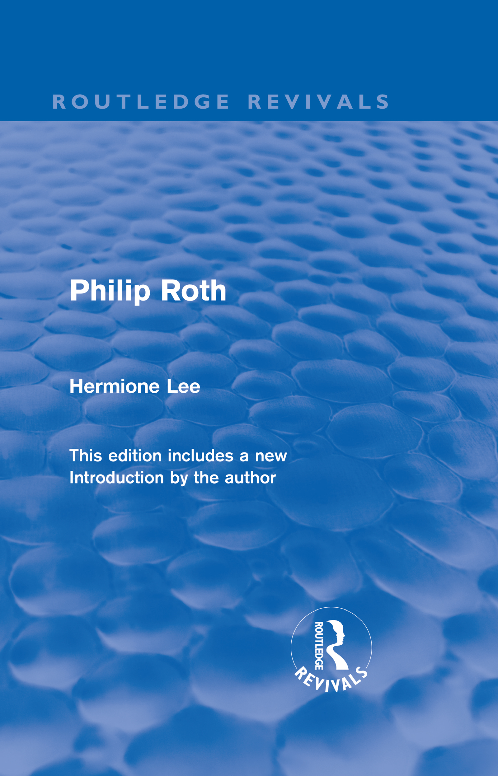 Philip Roth (Routledge Revivals) (Hardback) book cover