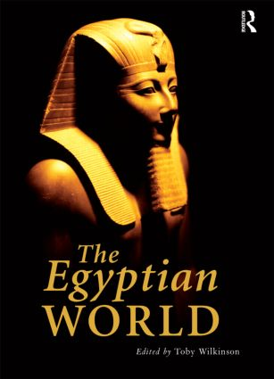 The Egyptian World (Paperback) book cover