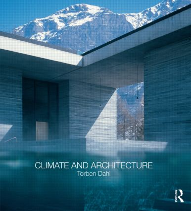 Climate and Architecture (Paperback) book cover
