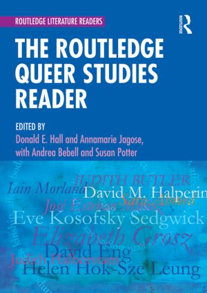 The Routledge Queer Studies Reader (Paperback) book cover