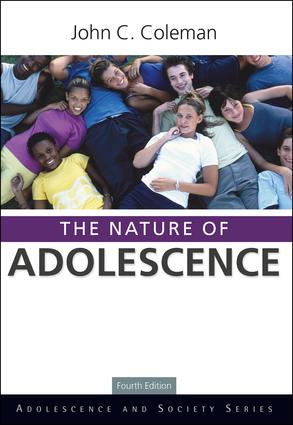 The Nature of Adolescence, 4th Edition book cover