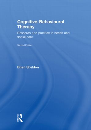 Research on the effectiveness of cognitive-behavioural therapy