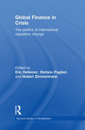 Global Finance in Crisis: The Politics of International Regulatory Change book cover