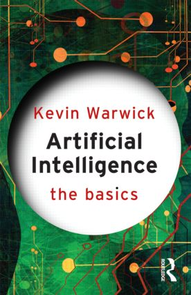 Artificial Intelligence: The Basics (Paperback) book cover