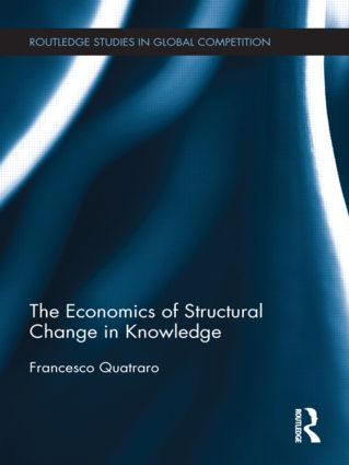 The Economics of Structural Change in Knowledge (Hardback) book cover