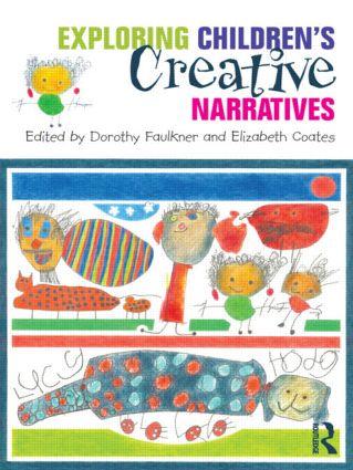 Exploring Children's Creative Narratives (Paperback) book cover