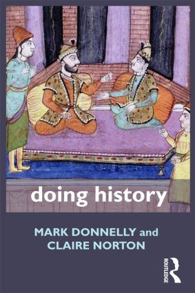 Doing History (Paperback) book cover