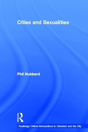 Cities and Sexualities book cover