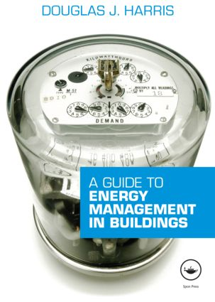 A Guide to Energy Management in Buildings (Paperback) book cover