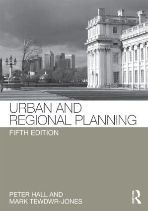 Urban and Regional Planning: 5th Edition (Paperback) book cover