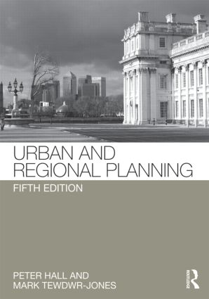 Urban and Regional Planning (Paperback) book cover