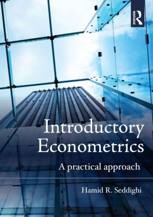 Introductory Econometrics: A Practical Approach, 2nd Edition (Paperback) book cover