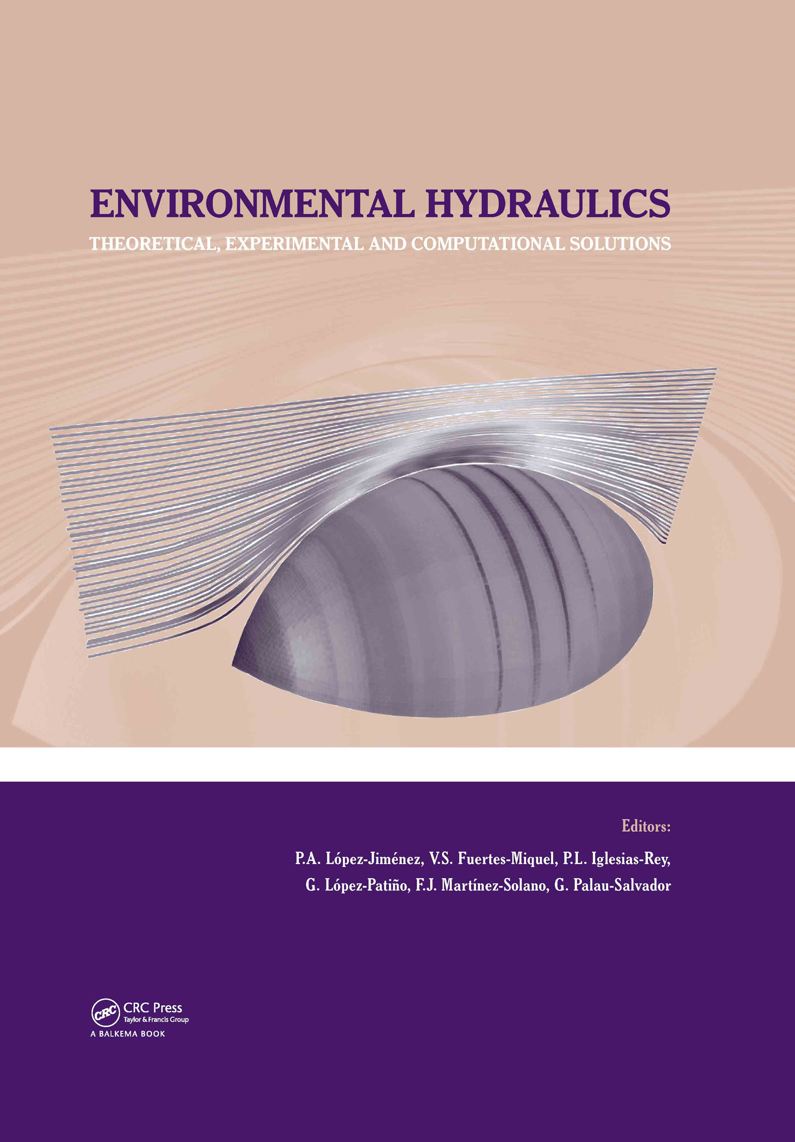 Environmental Hydraulics - Theoretical, Experimental and Computational Solutions: Proceedings of the International Workshop on Environmental Hydraulics, IWEH09, 29 & 30 October 2009, Valencia, Spain, 1st Edition (Hardback) book cover