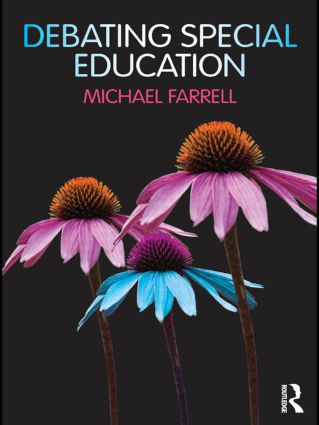 Debating Special Education: 1st Edition (Paperback) book cover