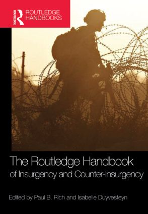 The Routledge Handbook of Insurgency and Counterinsurgency (Hardback) book cover