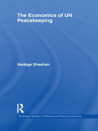 The Economics of UN Peacekeeping book cover