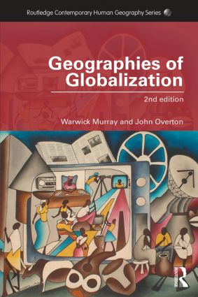 Geographies of Globalization: 2nd Edition (Paperback) book cover
