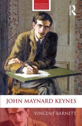 John Maynard Keynes: 1st Edition (Paperback) book cover