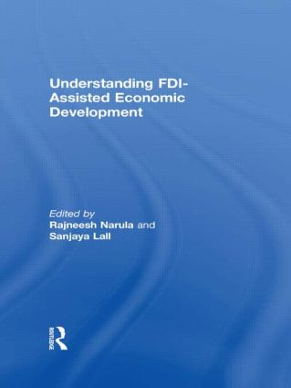 Understanding FDI-Assisted Economic Development (Paperback) book cover