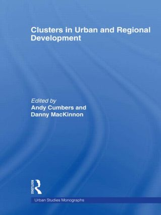 Clusters in Urban and Regional Development (Paperback) book cover