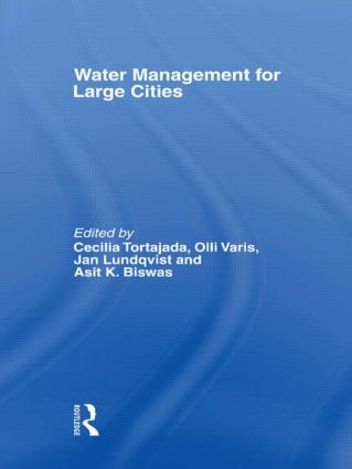 Water Management in Megacities: 1st Edition (Paperback) book cover