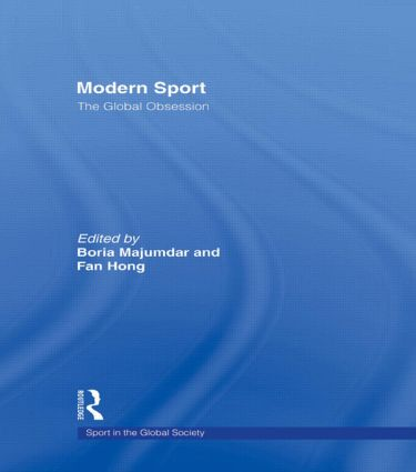 Modern Sport – The Global Obsession book cover