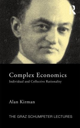 Complex Economics: Individual and Collective Rationality, 1st Edition (Hardback) book cover