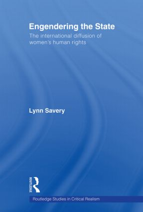 Engendering the State: The International Diffusion of Women's Human Rights book cover