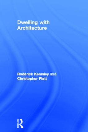 Dwelling with Architecture book cover
