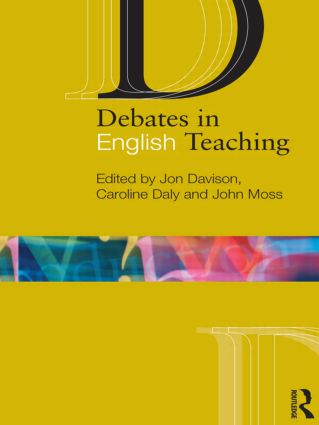 Debates in English Teaching (Paperback) book cover